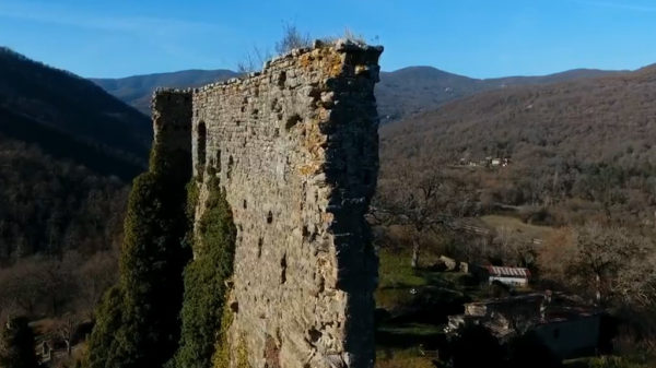 Il castello di Ranco